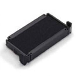 Boîte de 10 recharges Trodat 6/4911AT noires spécial textile pour 4951CM