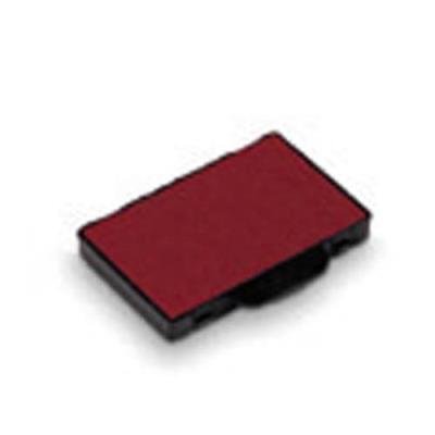 Blister de 3 recharges Trodat 6/56 rouges (photo)