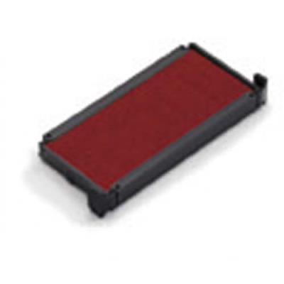 Blister de 3 recharges Trodat 6/4913 rouges (photo)