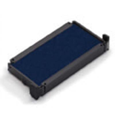 Blister de 3 recharges Trodat 6/4912 bleues (photo)