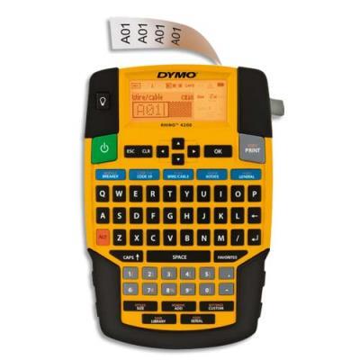 Etiqueteuse Professionnelle Dymo Rhino Pro 4200 (photo)