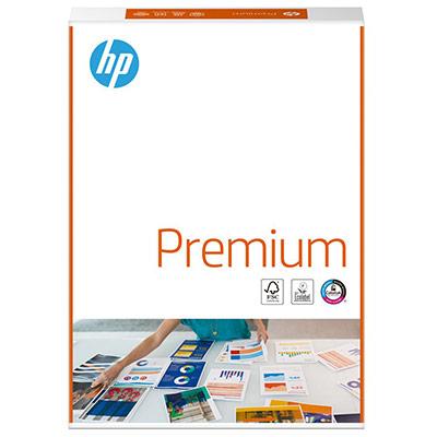 Papier A4 blanc 100g HP Premium - ramette de 500 feuilles (photo)