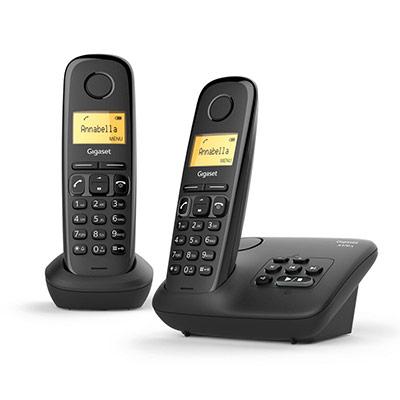 Téléphone SIEMENS GIGASET AL170ADUO (photo)