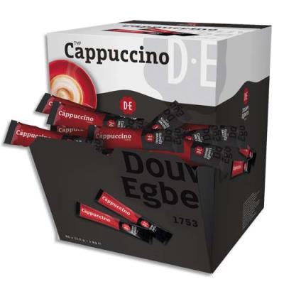 Boite de 80 stic de poudre pour cappuccino instantanné (photo)