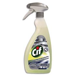 Spray dégraissant CIF - flacon de 750 ml (photo)