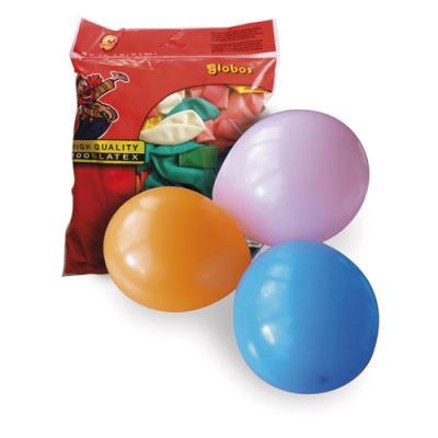 Sachet de 100 ballons petit modèle (photo)