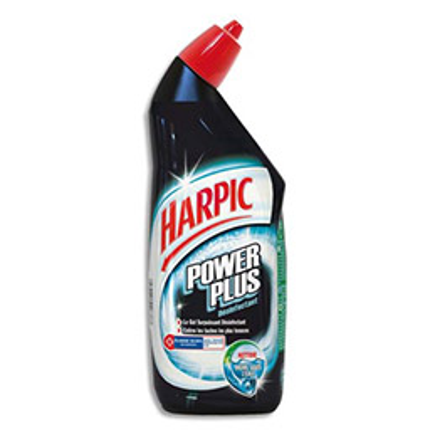 Gel wc Harpic Power Plus surpuissant - désinfectant - 750ml (photo)