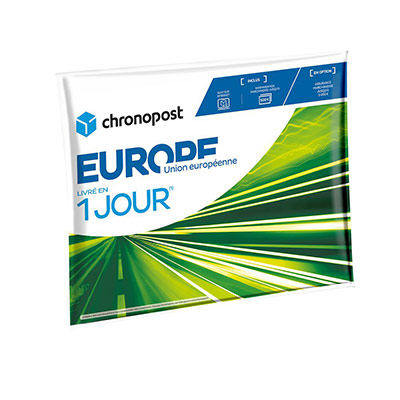 Pochette gonflable Chrono Express UE - 2 kg (photo)