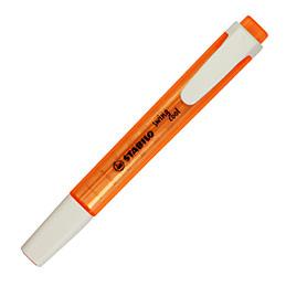 Stabilo Swing Cool 270 - surligneur pointe large biseautée - orange (photo)