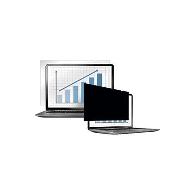 Filtre de confidentialité Fellowes PrivaScreen panoramiques pour ordinateurs fixes et portables 12,5'' - format 16/9 (photo)