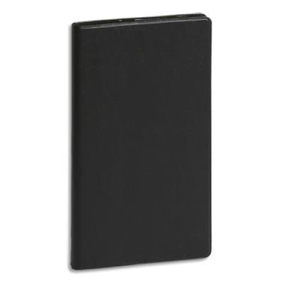 Agenda 2020 semainier Exacompta Espace 17 Barbara - 9 x 17,5 cm - janvier à janvier - couverture en PVC - coloris assortis (photo)