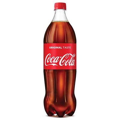 Coca-Cola - bouteille de 1,25 L (photo)