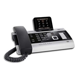 Mini standard Dect Multi-Accés VOIP - Gigaset (photo)