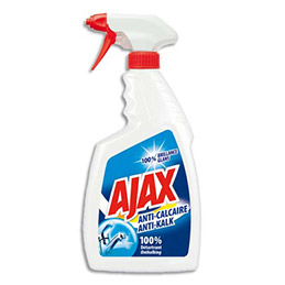 Pistolet nettoyant sanitaire Ajax - 750ml (photo)