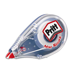 Mini roller de correction Pritt XXS - 4.2mm x 6 m - jetable (photo)