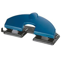 Perforateur Q25 4 trous Esselte - bleu - capacité 25 feuilles