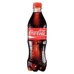 Coca Cola - bouteille de 50cl (photo)