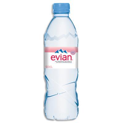 Bouteille D Eau Min 233 Rale Evian 50 Cl Achat Pas Cher