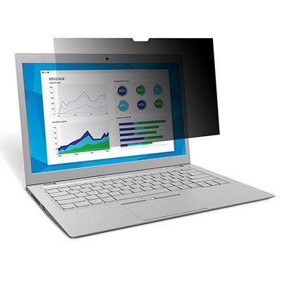 Filtre de confidentialité 3M for Dell Latitude 7280 with COMPLY Attachment System - Filtre de confidentialité pour ordinateur portable - Largeur 12 pouces - pour Dell Latitude 7280 (photo)