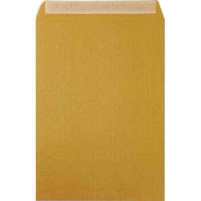 Pochettes 229x324 1er prix - kraft brun - auto-adhésives - 90g - boîte de 250 (photo)