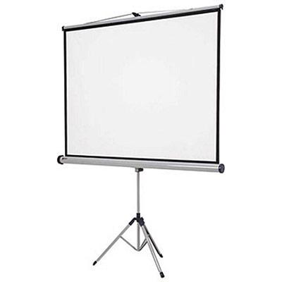 Ecran de projection sur pied 150 x 114 cm (photo)