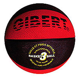 Ballon de basket taille 5 (photo)