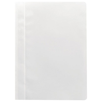 Chemise à lamelles  en polypropylène - blanc (photo)