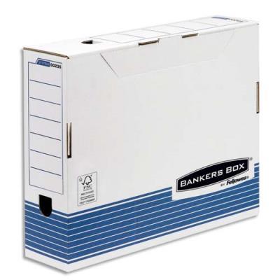 Boîte d'archives automatique Bankers Box® System - Format A3 - Dos de 10 cm (photo)
