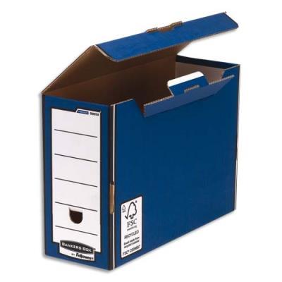 Boîte d'archives automatique Bankers Box® Premium - Format A4 (photo)