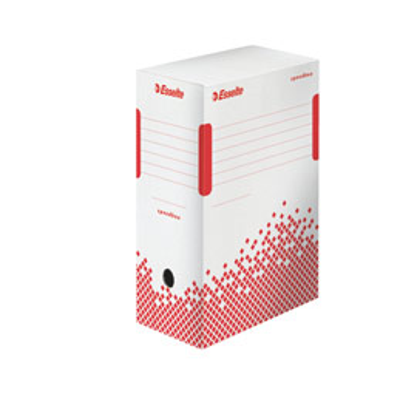Boite archive Esselte SPEED BOX - dos de 15 cm - montage automatique