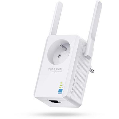 Tp-link TL-WA865RE repeteur wifi 300MBPS prise gigogne fr.