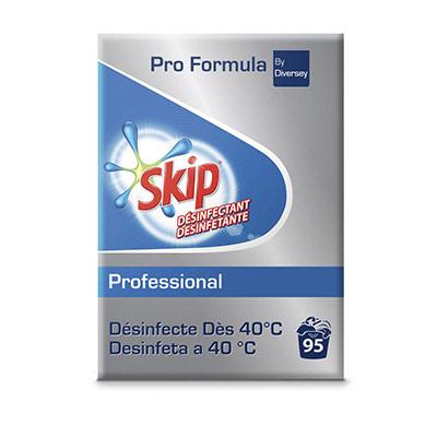 Pro Formula lessive en poudre désinfectante baril 9 kg - paquet 9 kilogrammes (photo)
