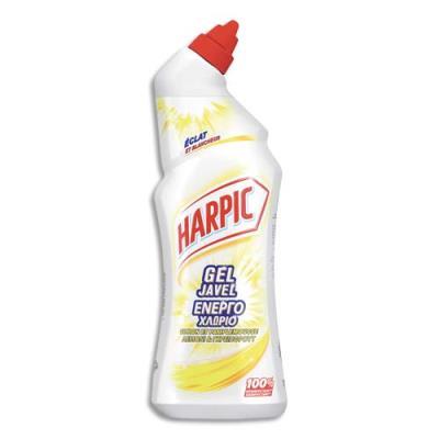 Gel WC Harpic à la javel - parfum frais - 750 ml (photo)