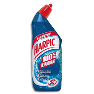 Gel WC Harpic détartrant - 750ml (photo)