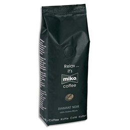 Paquet de 1Kg café moulu Miko Diamant 100% arabica (photo)