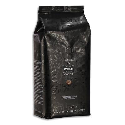 Paquet de 1Kg café moulu Miko Diamant 100% arabica