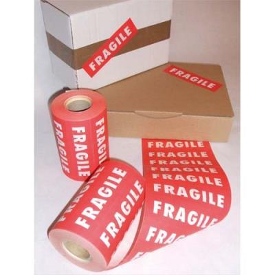 Etiquettes imprimées
