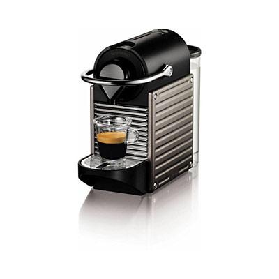 Nespresso Machine à café à capsules Pixie YY4127FD - Titane (photo)