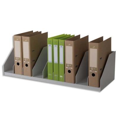 Trieurs 10 cases fixes Fastpaperflow - gris