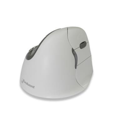 Souris verticale optique Evoluent VM4RB - sans fil Bluetooth - 5 boutons - droitier
