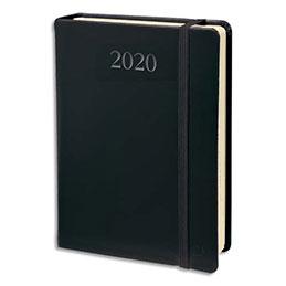 Agenda 2020 journalier Daily Pocket de Quo Vadis - Format poche 13 x 21 cm - Décembre à décembre - noir (photo)