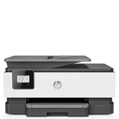 Imprimante multifonction jet d'encre tout-en-un A4 HP Officejet Pro 8012 (photo)