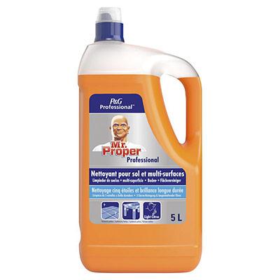 Nettoyant sol et multi-usage Mr Propre - agrumes - 5 L (photo)