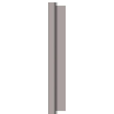 Nappe en papier Dunicel en rouleau - 18 x 10 m - coloris Grége - rouleau 25 mètres (photo)