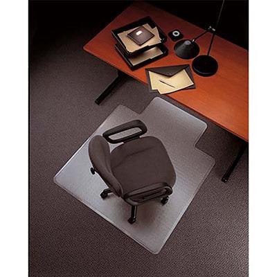 tapis prot ge sol en pvc 5 etoiles pour sol moquette 121 x 92 cm languettes 50 x 30 cm. Black Bedroom Furniture Sets. Home Design Ideas