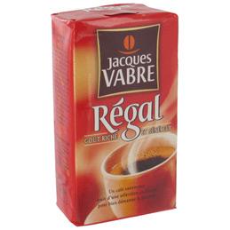 Café Jacques Vabre moulu - paquet de 250g (photo)