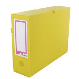 Boîtes d'archives Extendos - polypropylène 100% recyclable - dos 10 cm