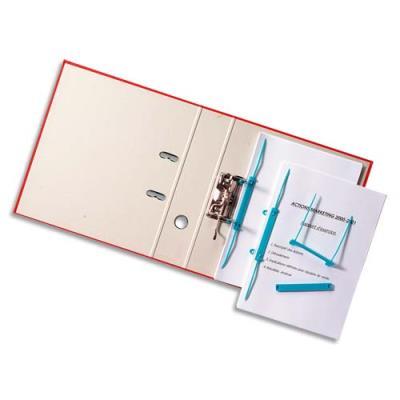 Attache à relier Capiclass B - entraxe 8 cm - perforation sur l'attache boîte de 50