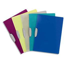 Chemise à clip Swingclip Color - Format A4 - Capacité 30 feuilles (photo)