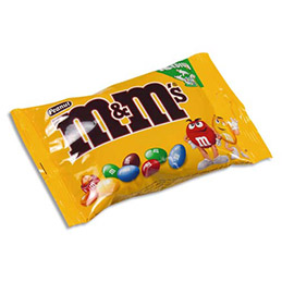 Chocolats M&M'S - sachet de 45 grammes (photo)
